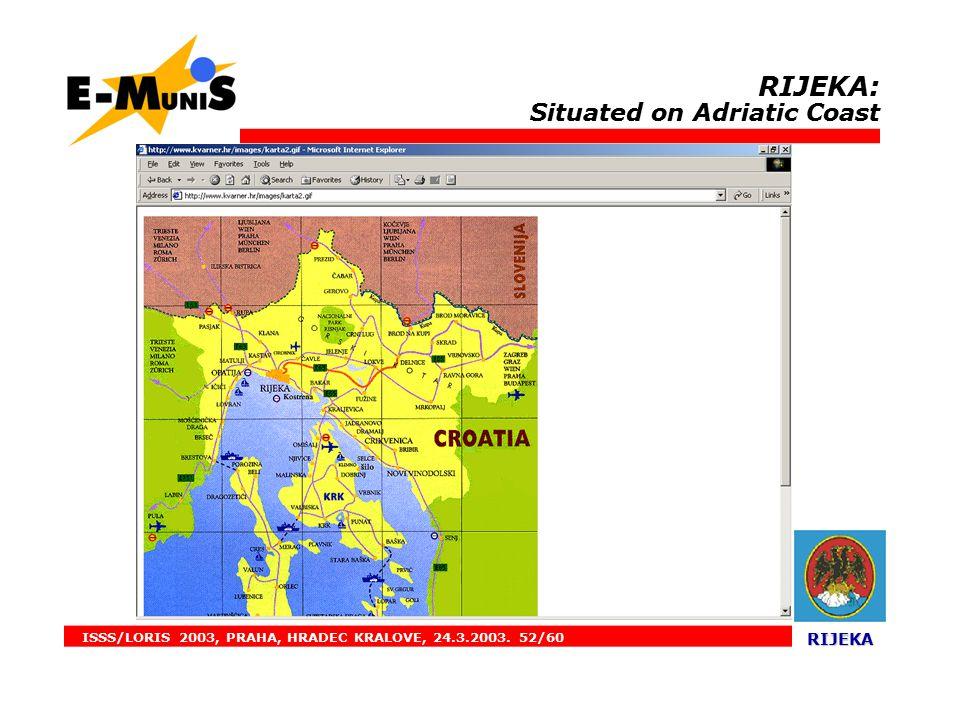 ISSS/LORIS 2003, PRAHA, HRADEC KRALOVE, 24.3.2003.