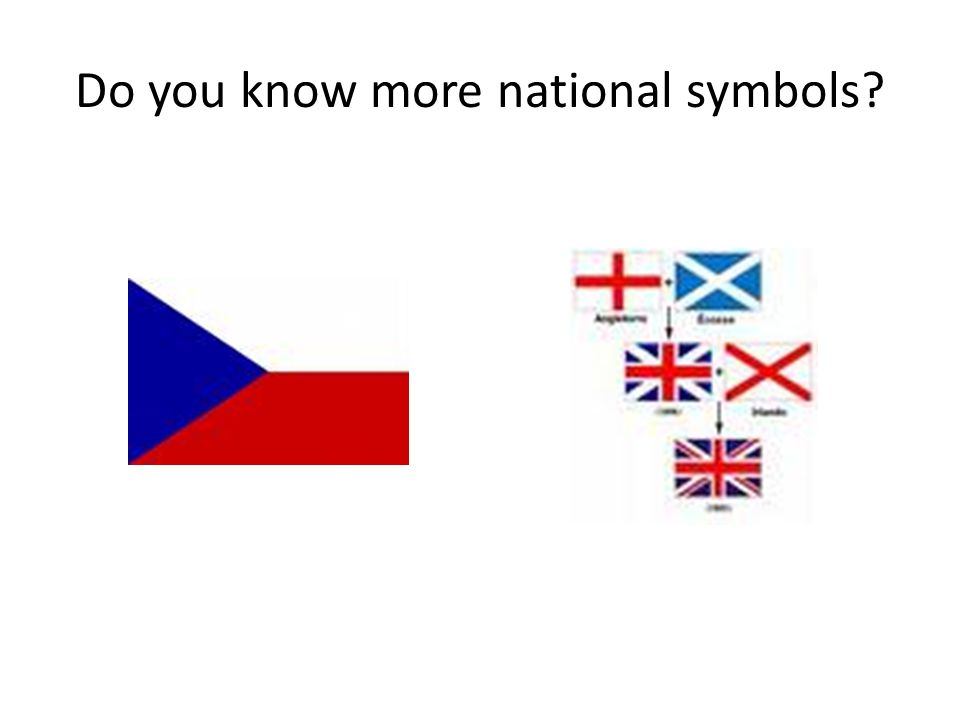 Do you know more national symbols