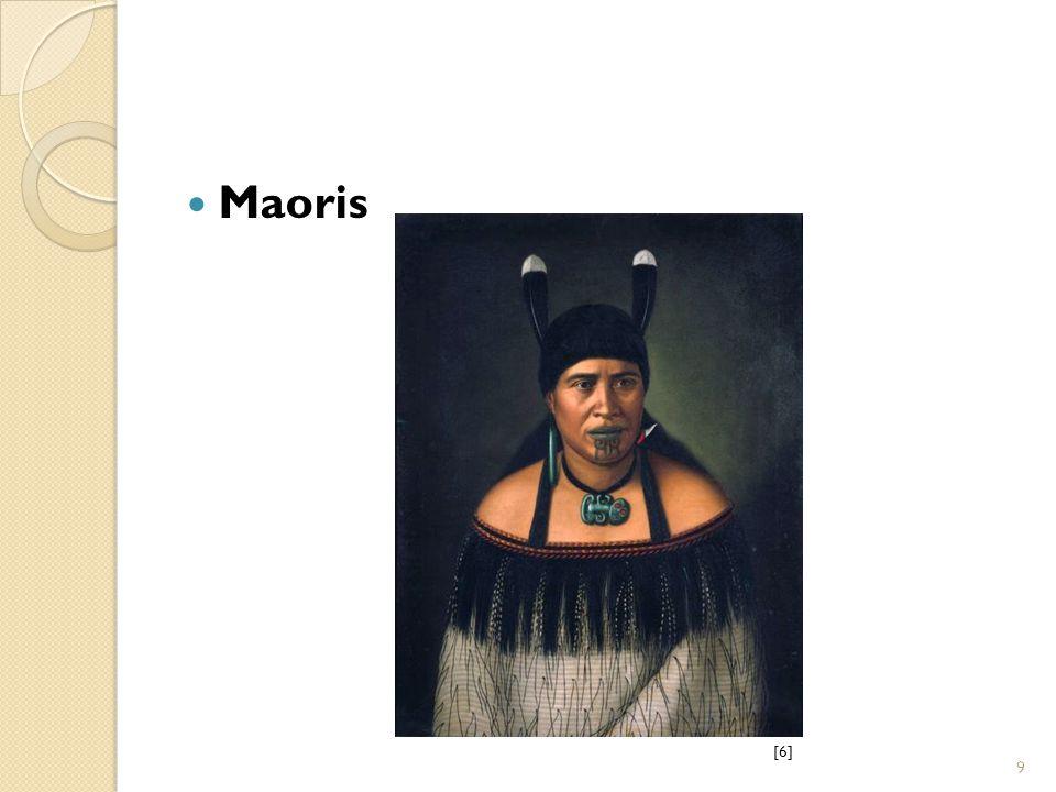Maoris [6][6] 9
