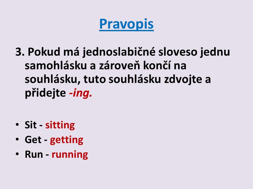 Pravopis 3.