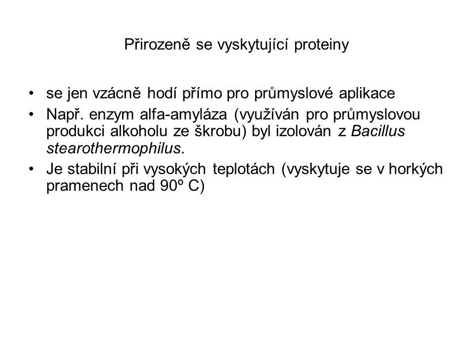 Příprava dimerické pankreatické RNázy (Glick a spol.2003)
