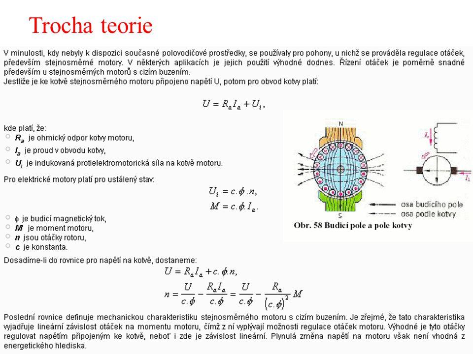 Principelní schéma unipolárního řízení Principelní schéma bipolárního řízení Typy řízení krokových motorů