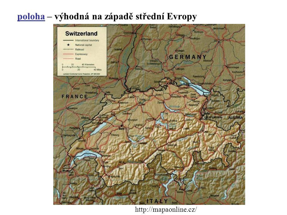 Použité zdroje: ANDĚL, J., MAREŠ R.(2001): Evropa.