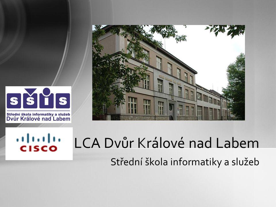 Střední škola informatiky a služeb LCA Dvůr Králové nad Labem