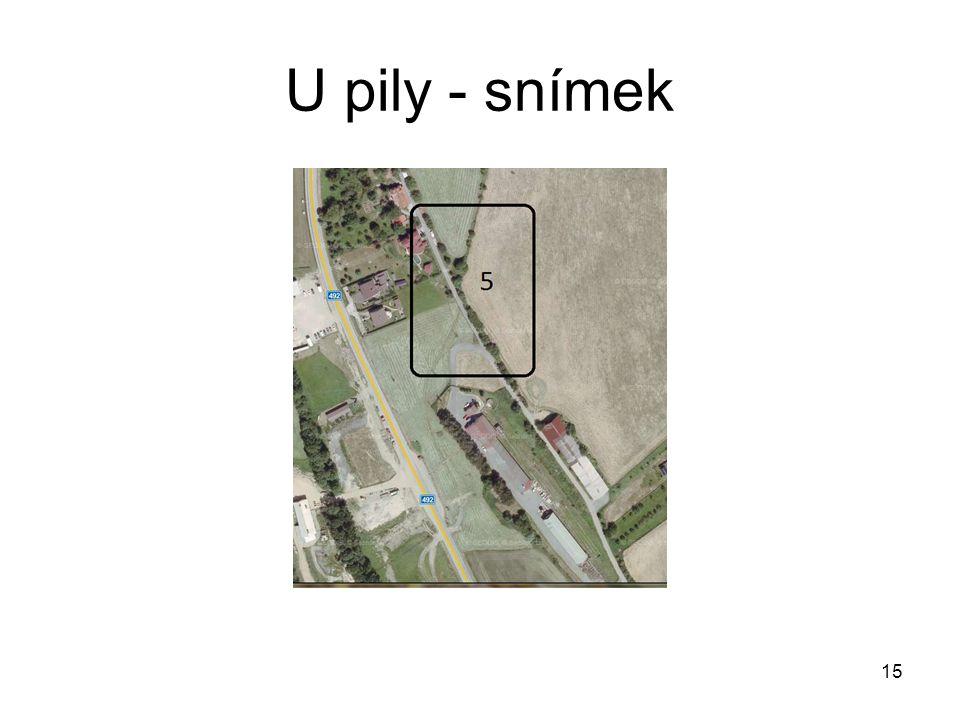 U pily - snímek 15