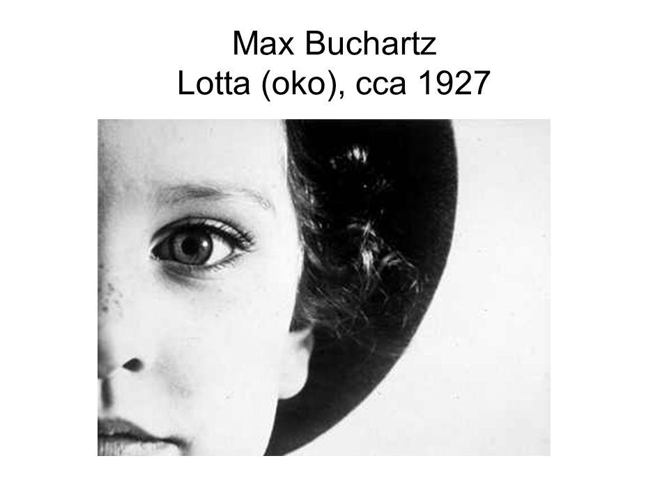 Max Buchartz Lotta (oko), cca 1927