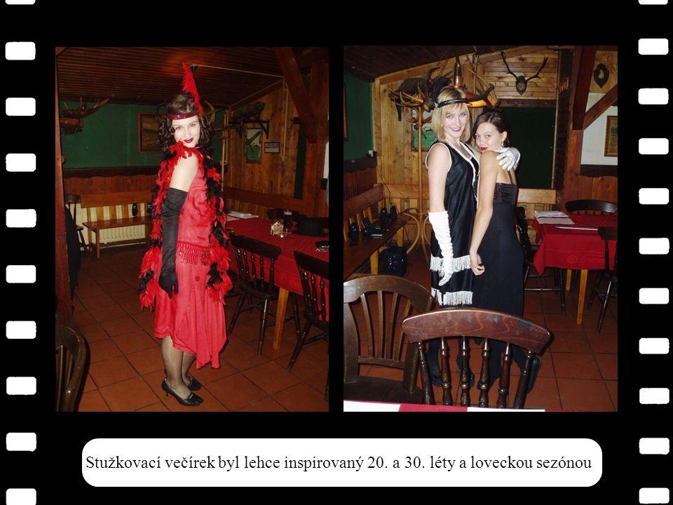 11 Stužkovací soirée 15.11. 2007