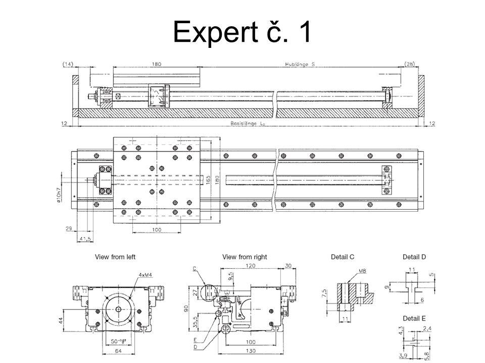 Expert č. 1