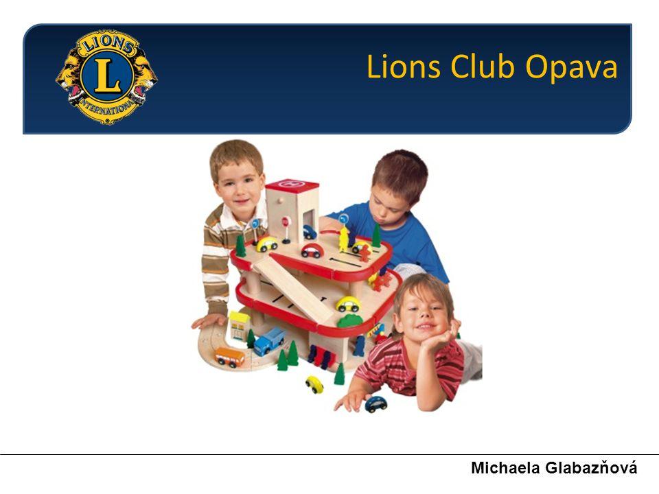 Děkuji za pozornost Web: www.lcopava.cz email: zdravaocka@centrum.czwww.lcopava.czzdravaocka@centrum.cz Michaela Glabazňová Lions Club Opava