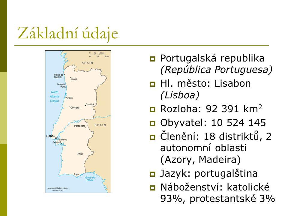 Novodobá historie I. Republika vyhlášena 5. října 1910 (1.