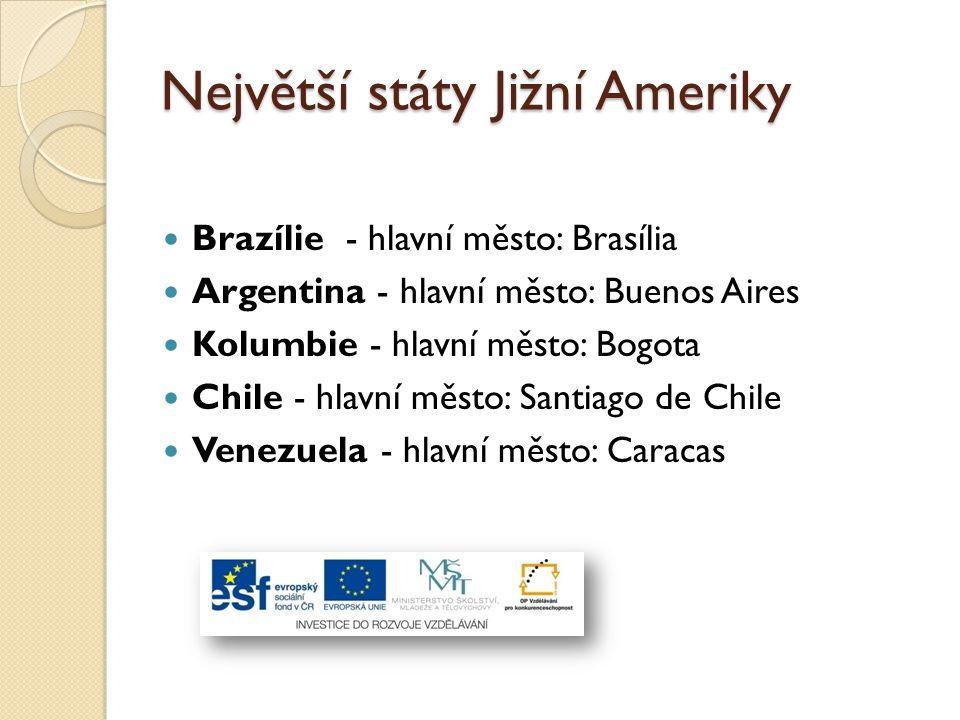Otázky a odpovědi II: Víš, jaká je v Brazílii lidnatost a jakou řečí Brazilci hovoří.