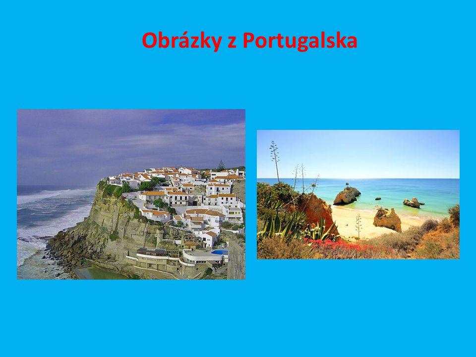 Obrázky z Portugalska