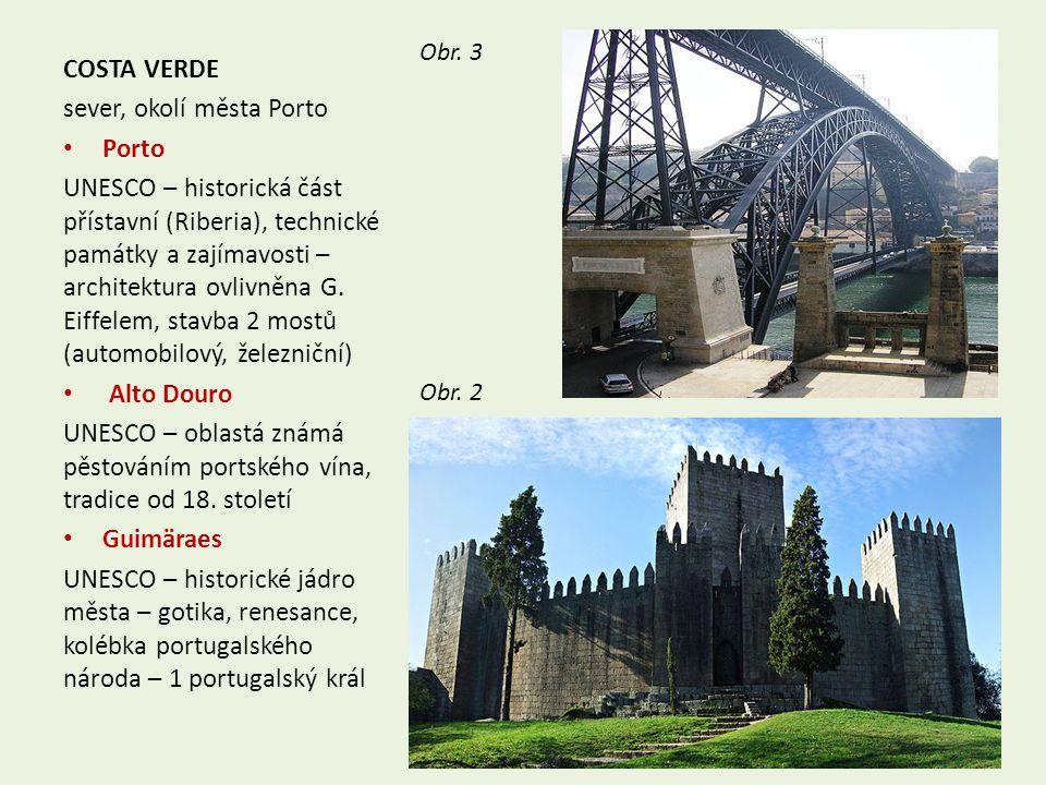 Costa Prata (Stříbrné pobřeží) LISABON Belémská věž – UNESCO 15.