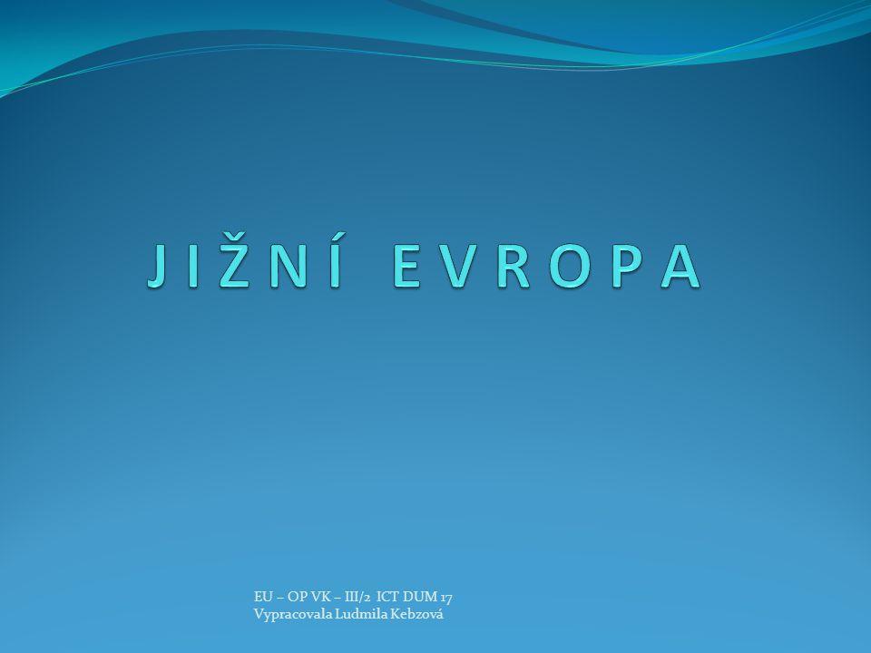EU – OP VK – III/2 ICT DUM 17 Vypracovala Ludmila Kebzová