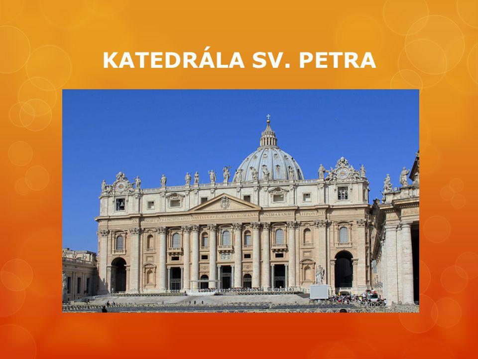 KATEDRÁLA SV. PETRA