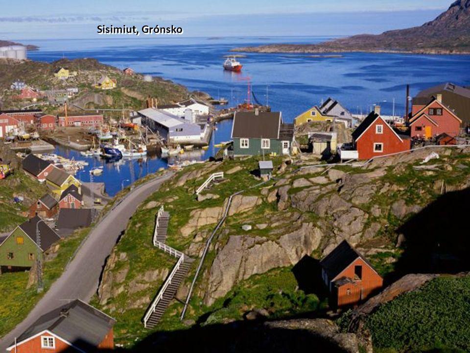 Sisimiut, Grónsko