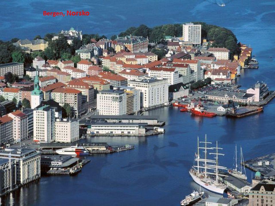 Bergen, Norsko