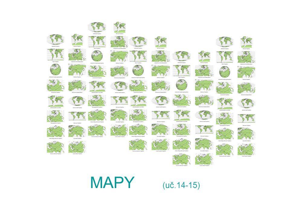 POPIS MAPY Názvy zeměpisných objektů smluveným písmem (druh, velikost, barva, sklon, tvar) PODLE DRUHU OBJEKTU : Choronyma (vodorovné části souše – světadíly, státy, ostrovy,…) Místní jména (obydlená místa - sídla, ulice,…) Pomístní jména (neobydlená místa - hory, řeky,…)