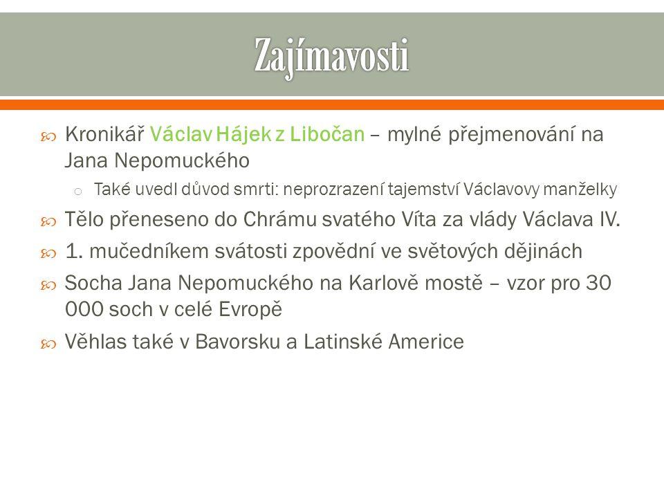  Sv.Jan Nepomucký. Arcibiskupství pražské [online].
