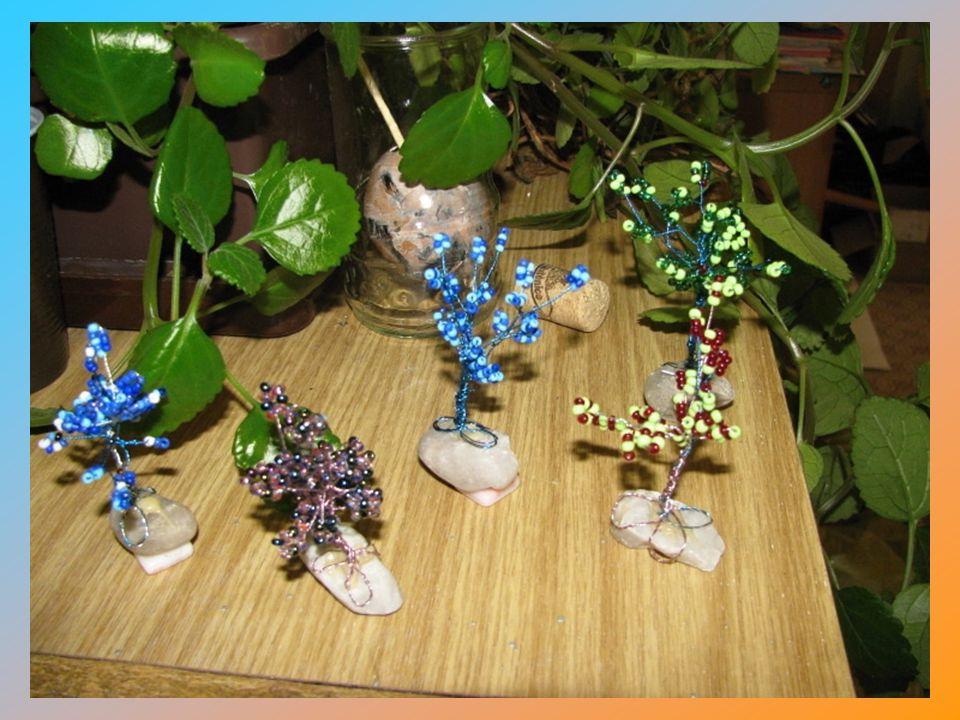 Ukázka našich výrobků z Pusíkovo dílny