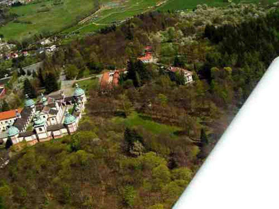 Tady je poutní místo v Příbrami, Svatá Hora