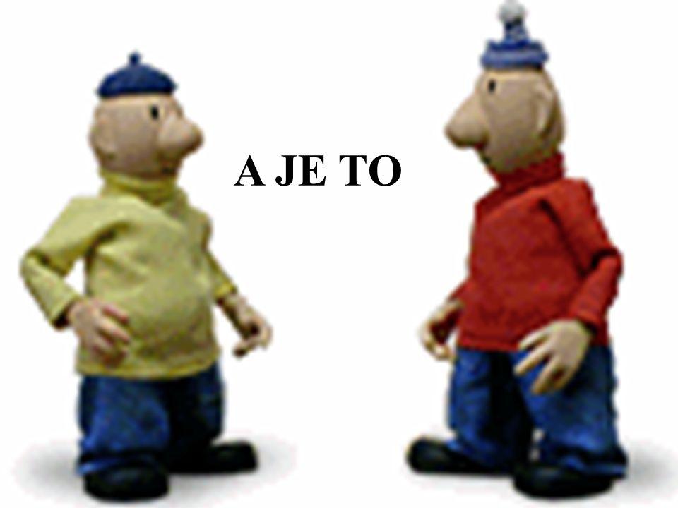 A JE TO