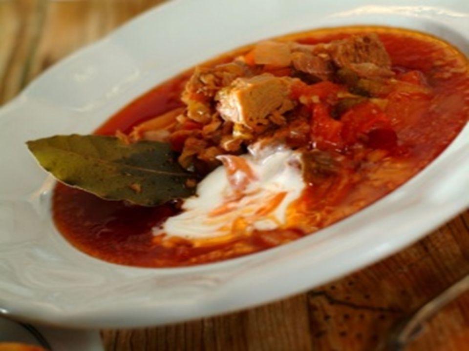 Pelmeni – tento pokrm se stal národním v celé východní Evropě.