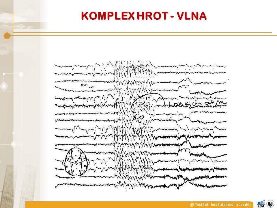 © Institut biostatistiky a analýz KOMPLEX HROT - VLNA