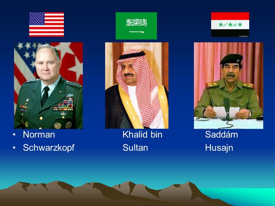 Příčiny války Irácko-íránská válka Saddáma Husajna a jeho režim finančně zruinovala Začaly nátlaky (otevřené provokace) na Kuvajt Tvrdil, že Iráku náleží ušlý zisk z ukradené ropy těžené Kuvajtem z ropného pole Rumaila, které leží na hranici obou států; že Kuvajt je 19.