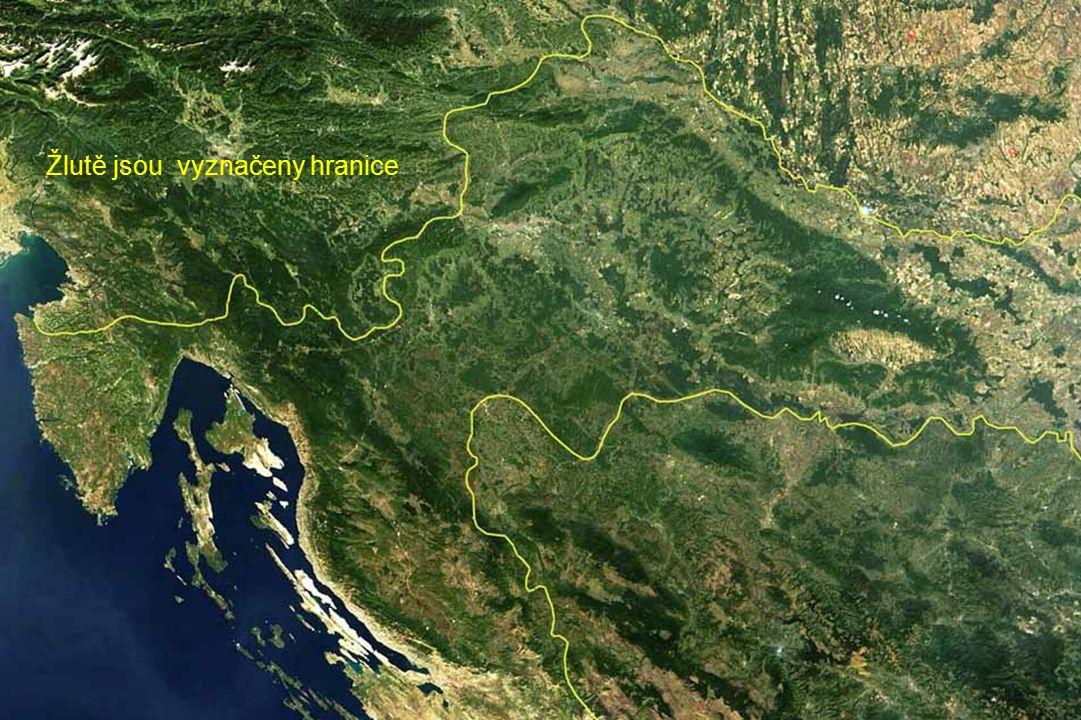 Chorvatsko je země tisíce ostrovů To je jedno z nejvíce členitých pobřeží na světě.