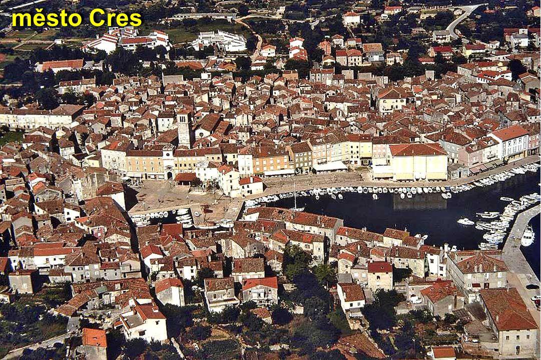 město Cres