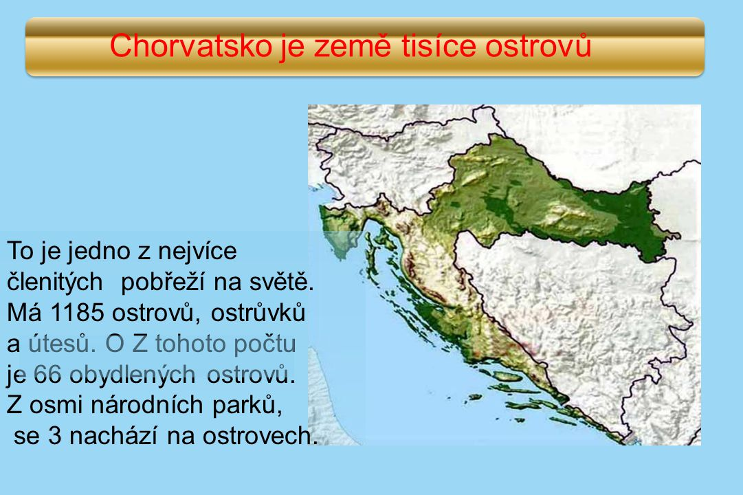 """Chorvatská píseň: """"Můžu tě nazvat písničkou"""