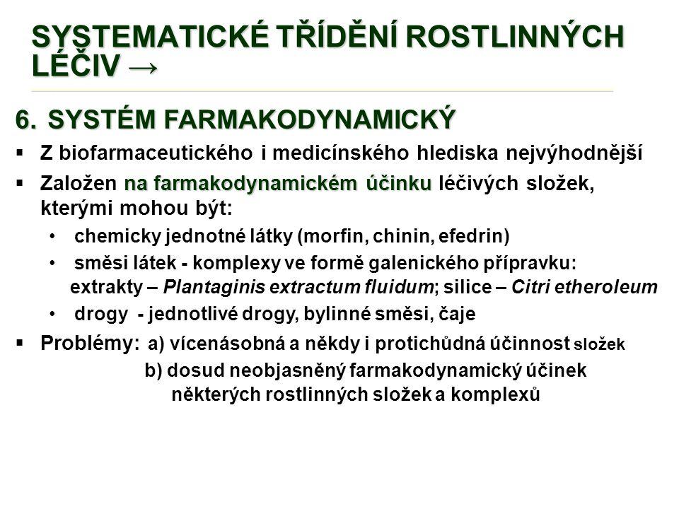 KLASIFIKACE FYTOFARMAK ___________________________________ KLASIFIKACE FYTOFARMAK ___________________________________ Legislativní klasifikace platná v České republice Vyhláška MZ ČR č.