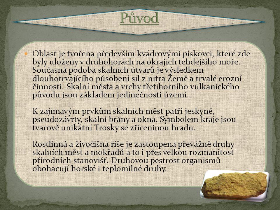 V druhé polovině 19.století se Český ráj stává kolébkou turistiky Historická trasa Zlaté stezky Českého ráje představovala téměř 100 km dlouhou trasu.