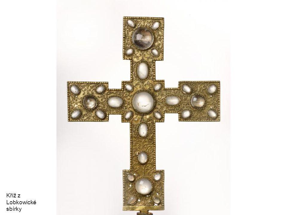 Kříž z Lobkowické sbírky