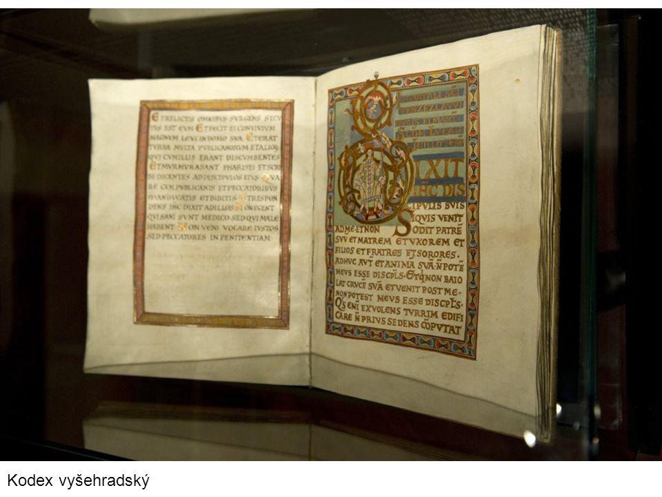 Domečkový relikviář ze svatovítského pokladu