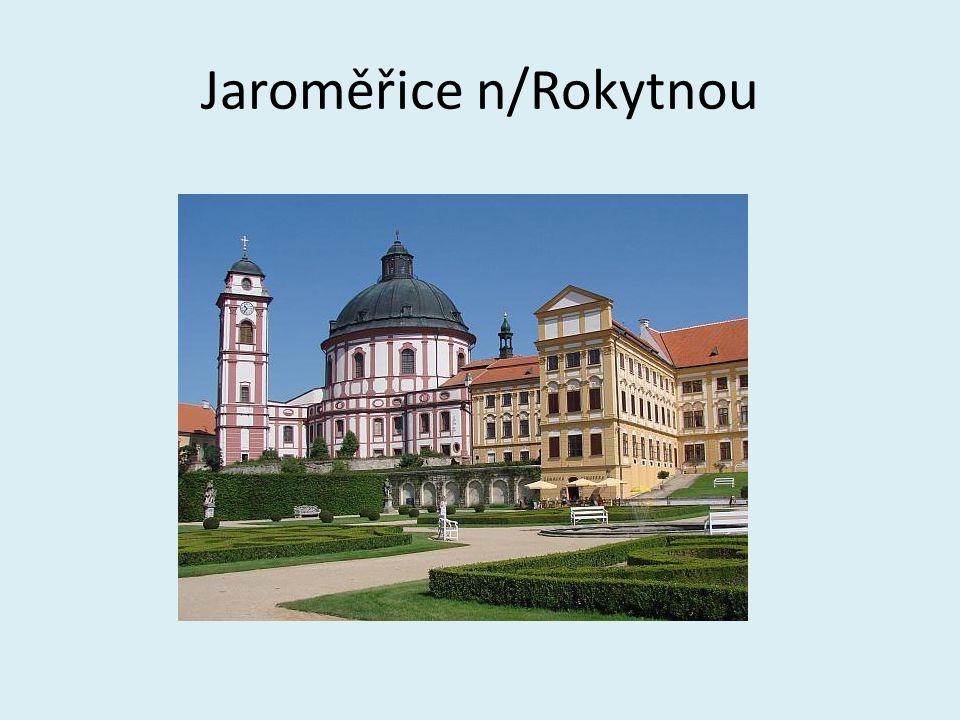 Jaroměřice n/Rokytnou