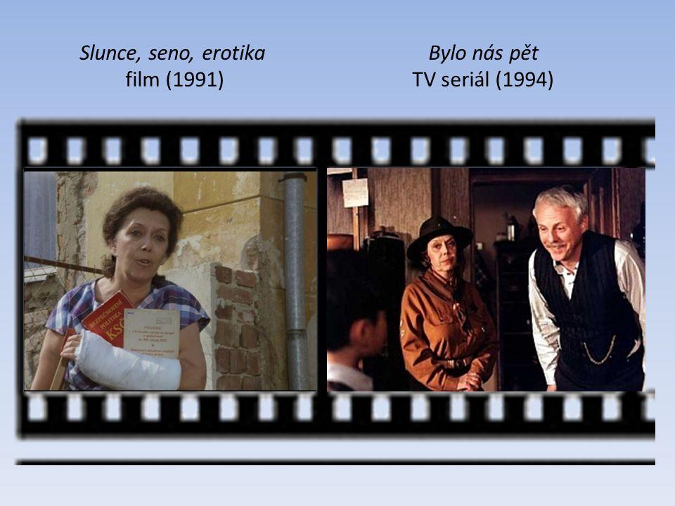 Klobouk, měšec a láska – TV film (1986)
