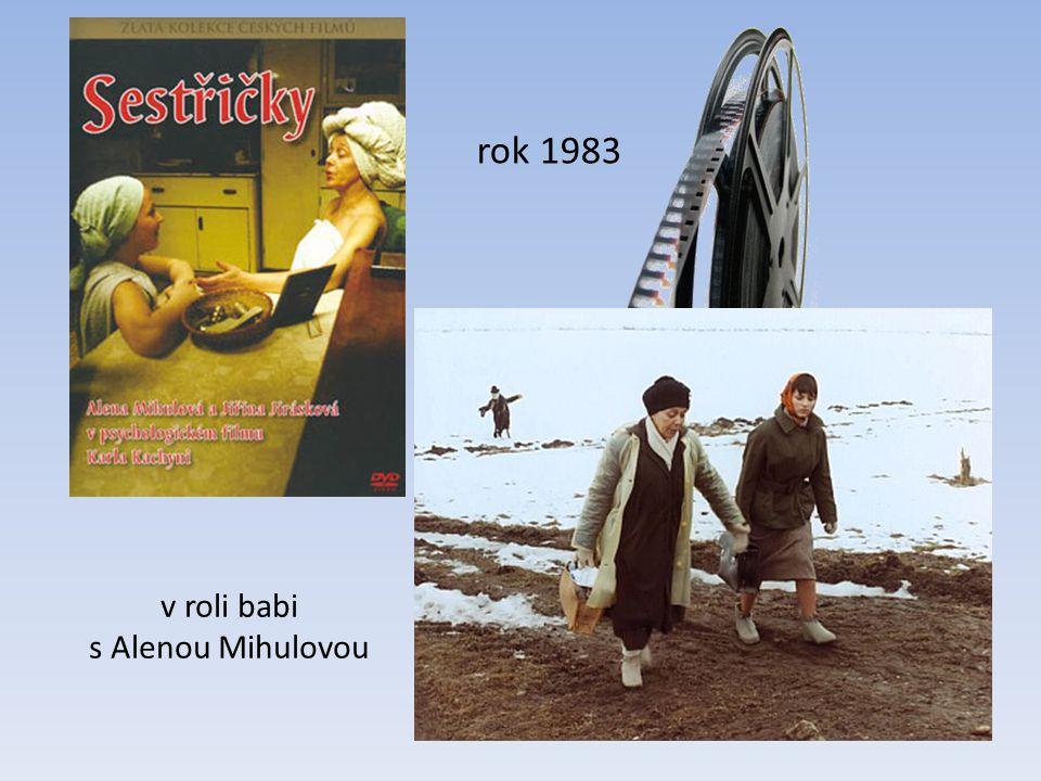 Slunce, seno, erotika film (1991) Bylo nás pět TV seriál (1994)