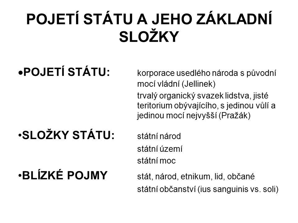 III.REPUBLIKA A ÚNOROVÝ PUČ - zák. č.