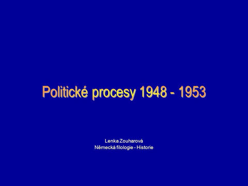 Lenka Zouharová Německá filologie - Historie