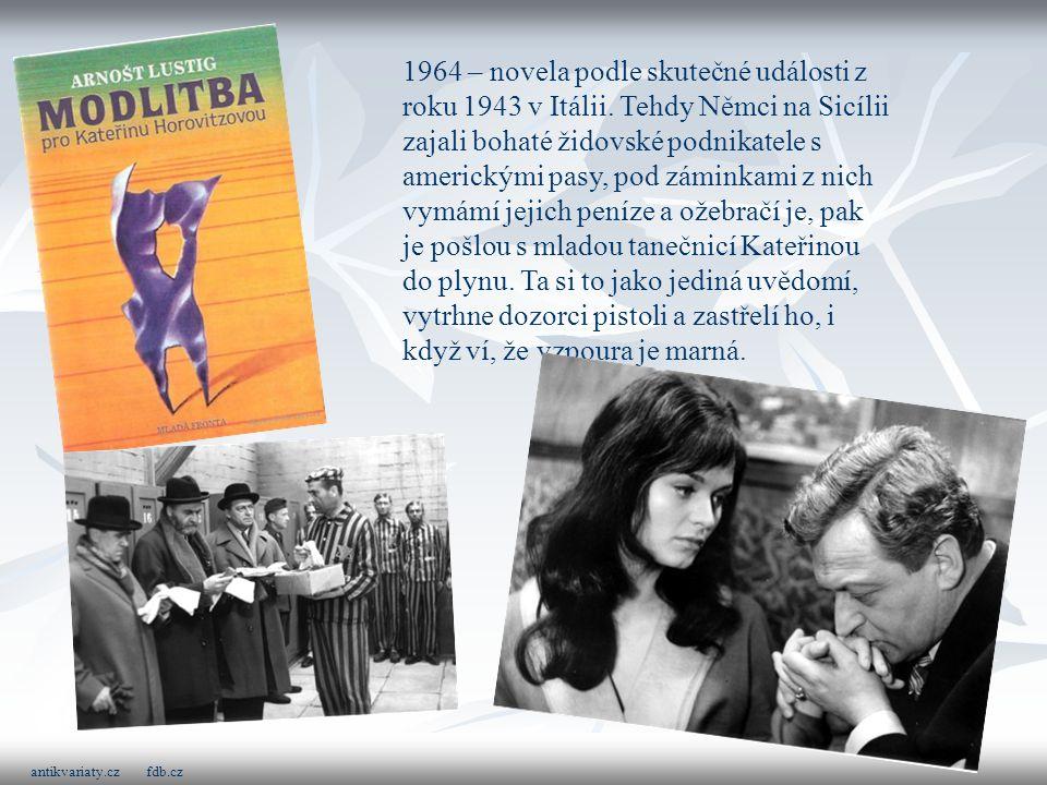 academiaknihy.cz Román Dita Saxová, příběh dívky, která přežila válku a neunesla mír, patří ke klasice české literatury. Poprvé vyšel v roce 1963. V n