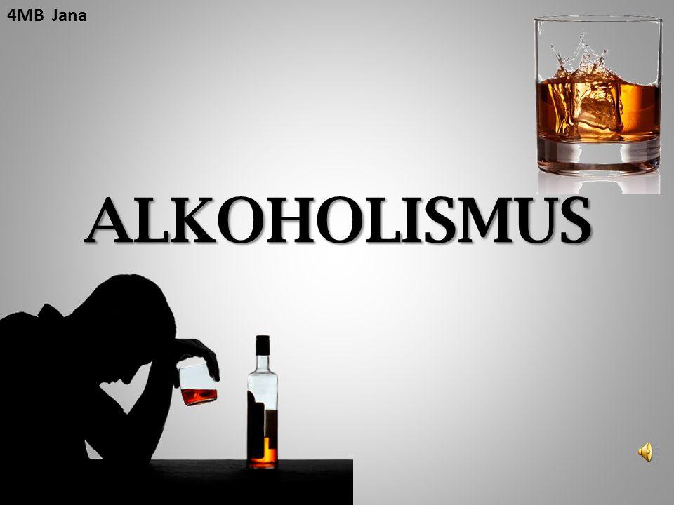 ALKOHOLISMUS 4MB Jana