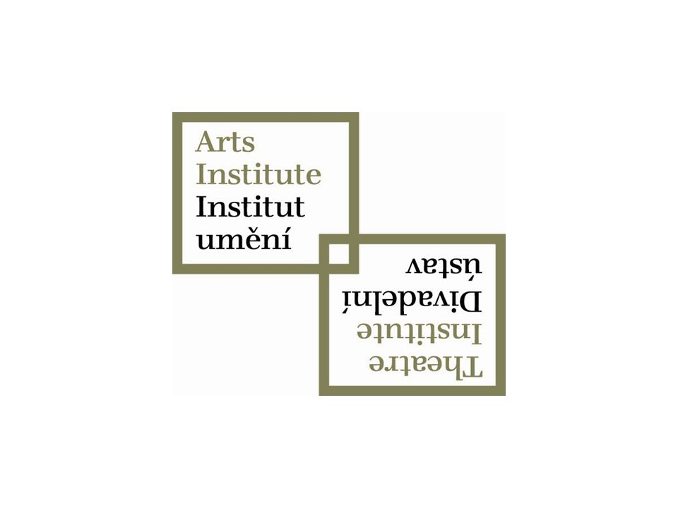 Informační kulturní portál Institut umění – Divadelní ústav Eva Žáková, Ondřej Svoboda 10.
