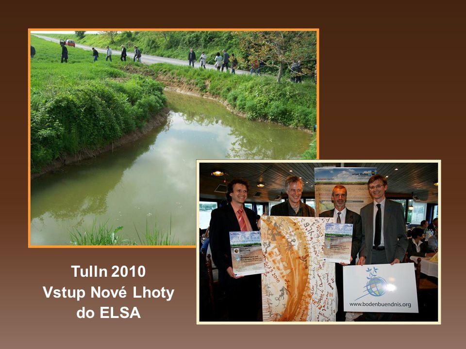 Tulln 2010 Vstup Nové Lhoty do ELSA