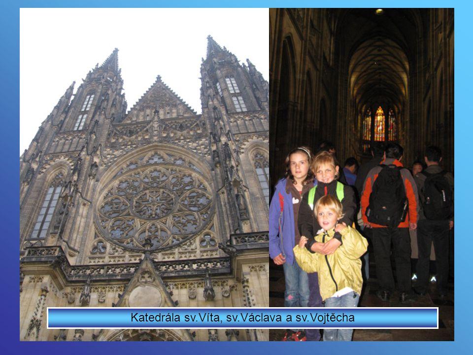 Stráž před Pražským hradem