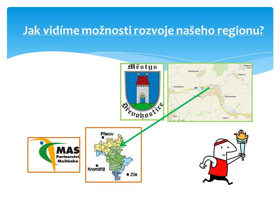 Jak vidíme možnosti rozvoje našeho regionu?