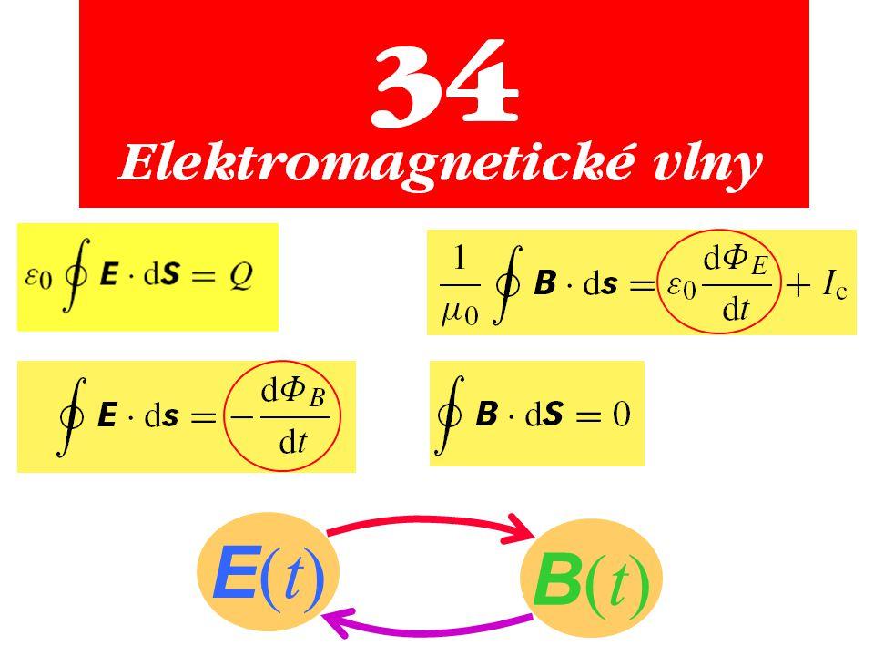 E(t)E(t) B(t)B(t)