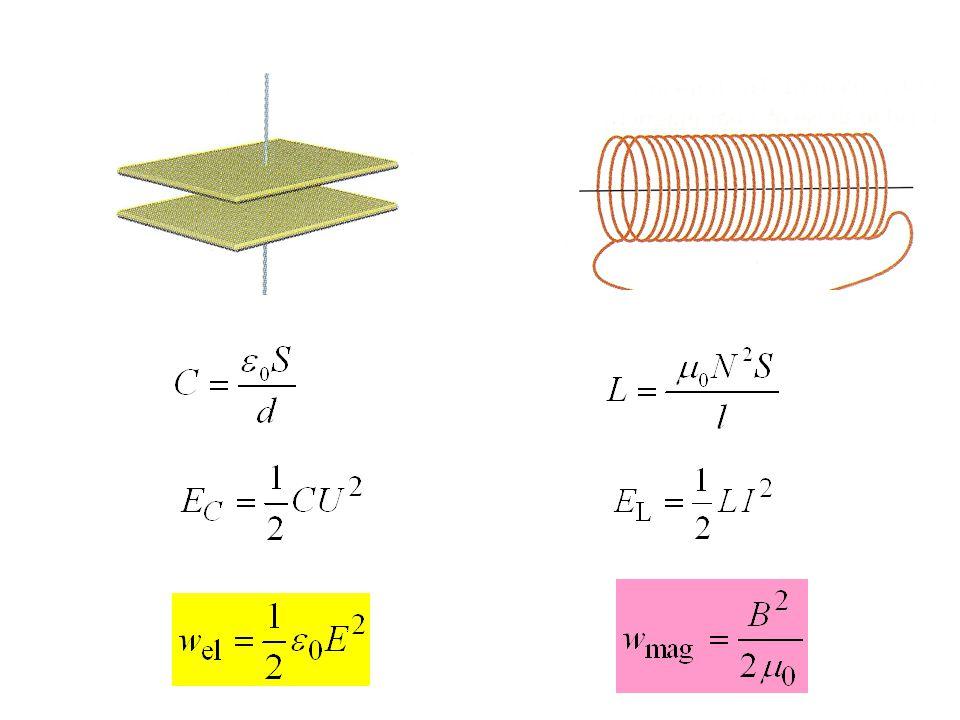 Zkusme řešit MR: (I=0, Q=0) Řešení:Postupná rovinná vlna šířící se ve/proti směru osy x přitom musí být Rovinná elektromagnetická vlna