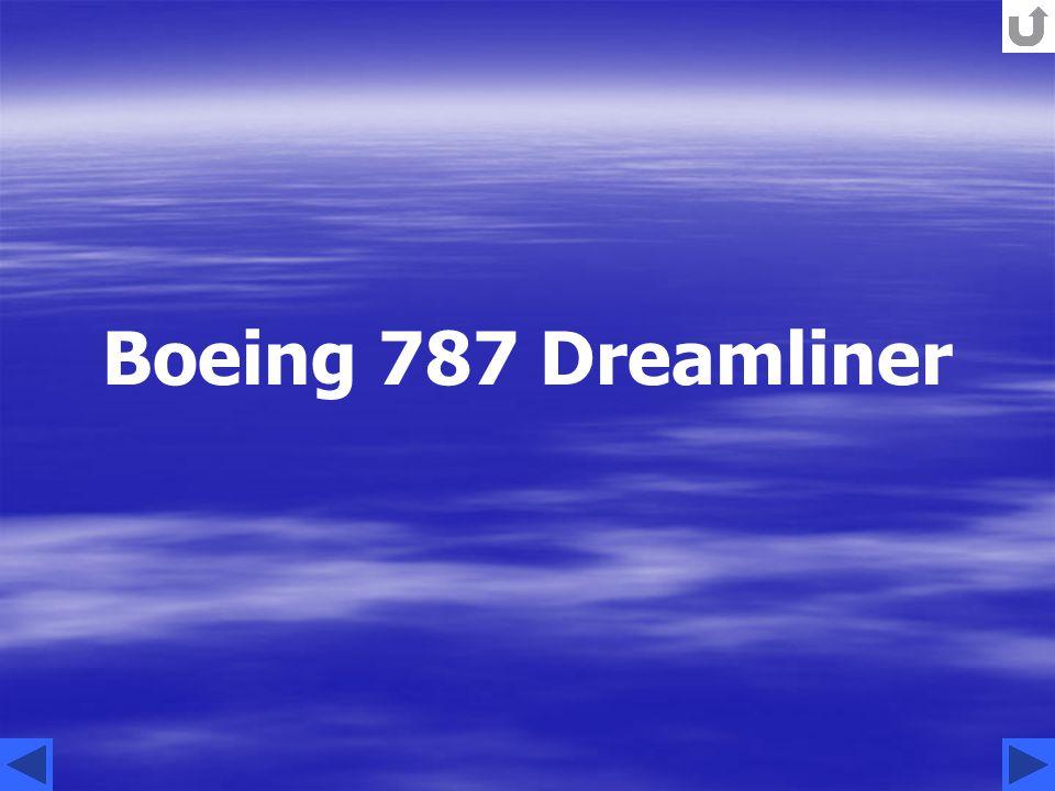 Charakteristika Charakteristika Boeing 787 nazývaný také jako Dreamliner je poslední model očekávaného dopravního letounu společnosti Boeing, využívající mnoha technických vylepšení oproti starším modelům.